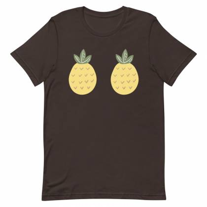 Camiseta unisex Pineapple