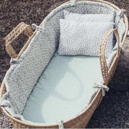 Moses basket set 1