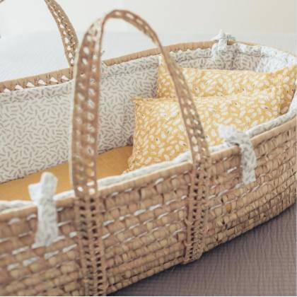 Moses basket set 3