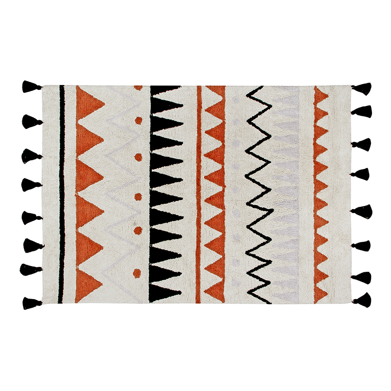 Geometric Washable Rug Lorena Canals