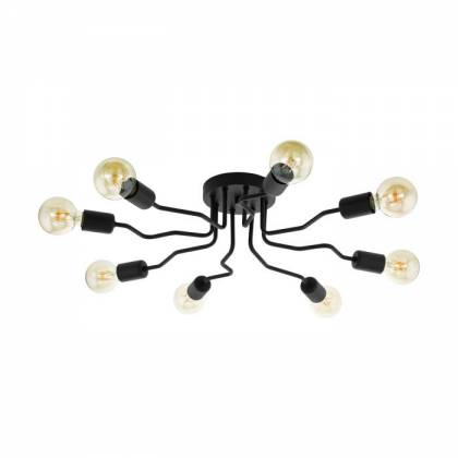ORAZIO Lamp black