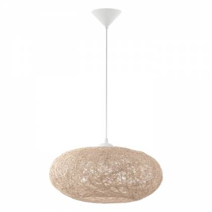 Campillo beige ceiling lamp