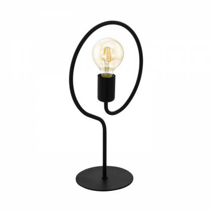 Lampe de table COTTINGHAM noir