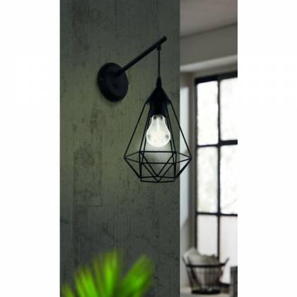 TARBES black Wall Lamp