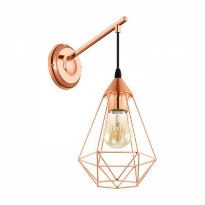 TARBES copper Wall Lamp