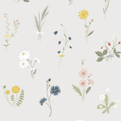 wild flowers wallpaper