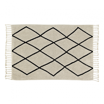 Bereber washable rug - Beige
