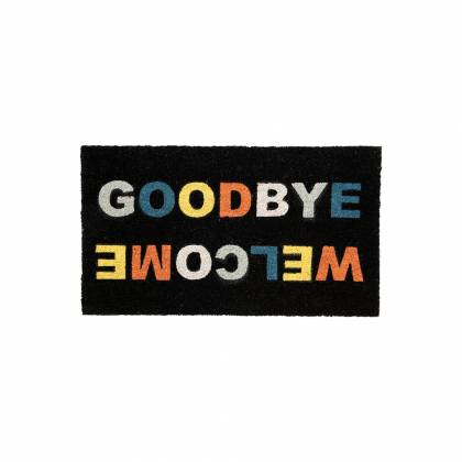 Welcome - Goodbye Doormat