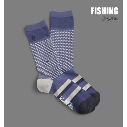 calzini unisex Fishing