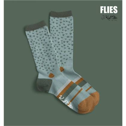 Flies unisex socks
