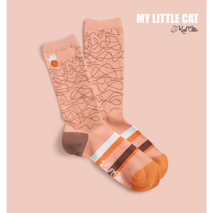 My little cat Unisex-Socken