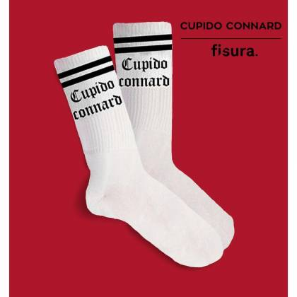 cupid connard girl socks