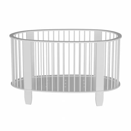 Oeuf evolutive cot white