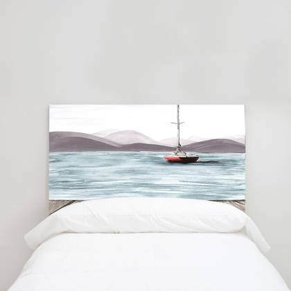 Lake II Headboard