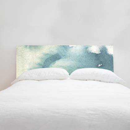 Sunrise headboard