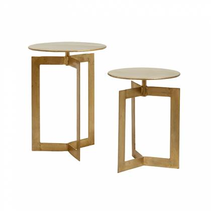 Set de tables d'appoint NYASA