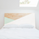Triangle Headboard