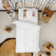 Furry Frineds kids Duvet Cover