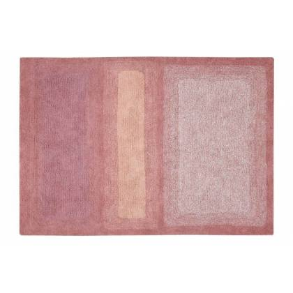 Tapis lavable Water Canyon Rose