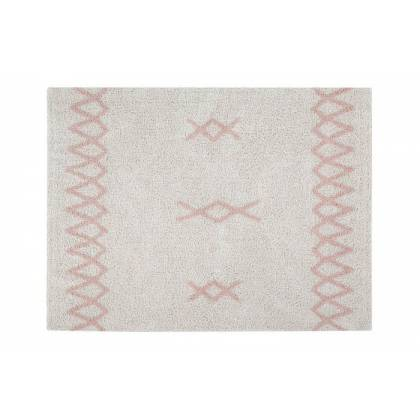 Tapis lavable Atlas Natural - Nude