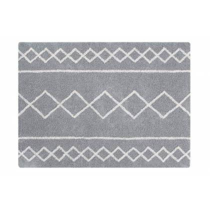 Tapis lavable Oasis Natural - Grey