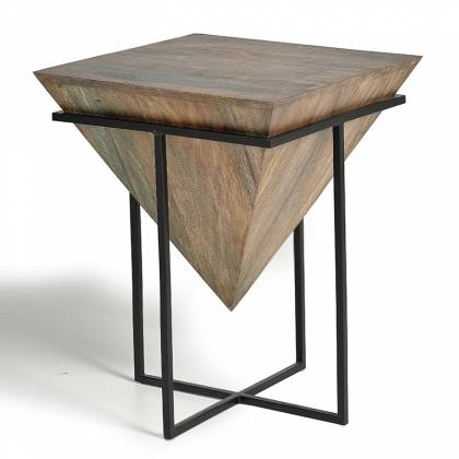 Inverted Pyramid coffee table