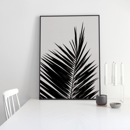 Palm Leaf Decorative Print