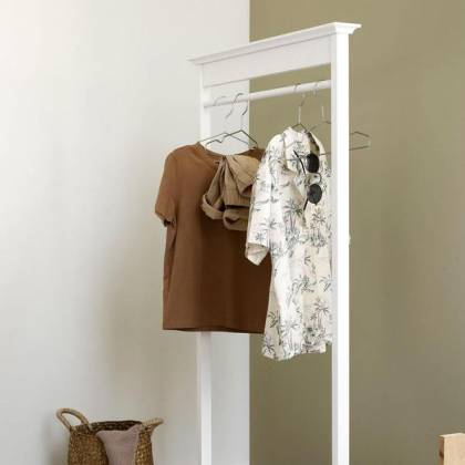 Seaside clothes rail 125 cm