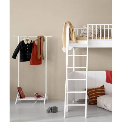 Seaside clothes rail 154 cm