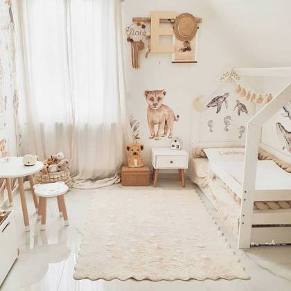 Little Lion Wallsticker