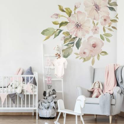 Magnolias Wallsticker