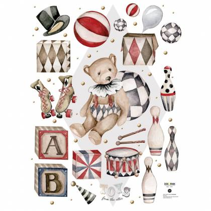 Meet Theodore Wallsticker