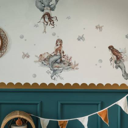 Mermaids Wallsticker