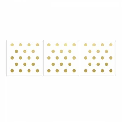 Miniset: Dots Wallsticker