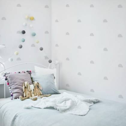 Miniset: Clouds Wallsticker
