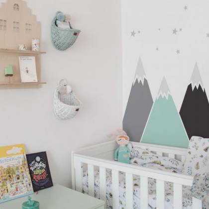 Mountains Wallsticker