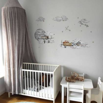 Planes Wallsticker