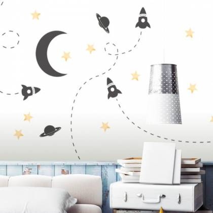 Universe Set Wallsticker