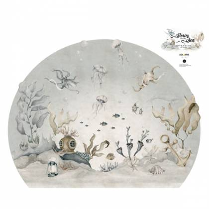 Stories From The Sea Wallsticker