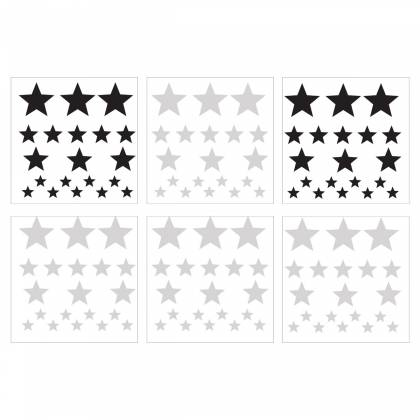 Set: Stars Wallsticker