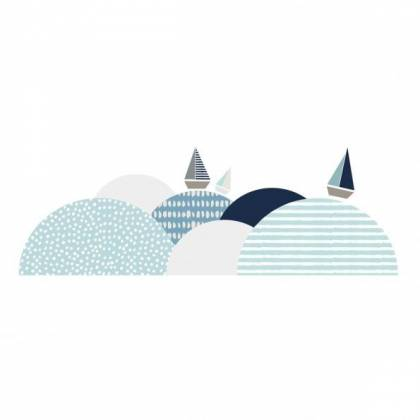 Southern Sea Wallsticker