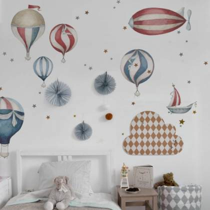 Sky Is The Limit Wallsticker