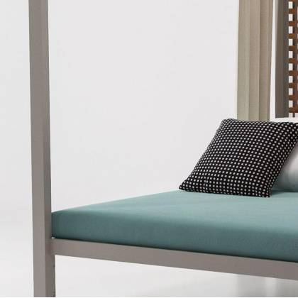 Balinese bed cushion DAYBED