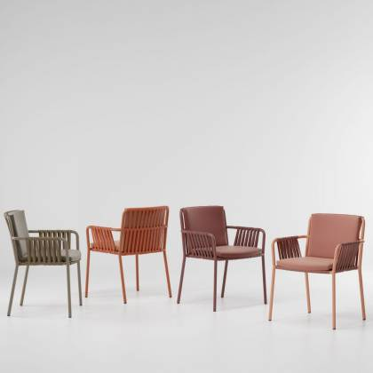 NET rope dining chair