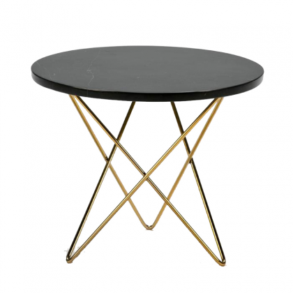 Ada coffee table - black