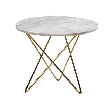 Ada table d'appoint - blanc