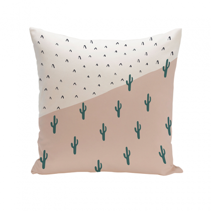 """Abrázame"" Cushion"