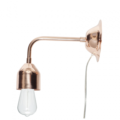 Adele Copper Wall Lamp