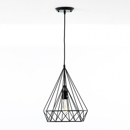 Black Halden pendant Lamp