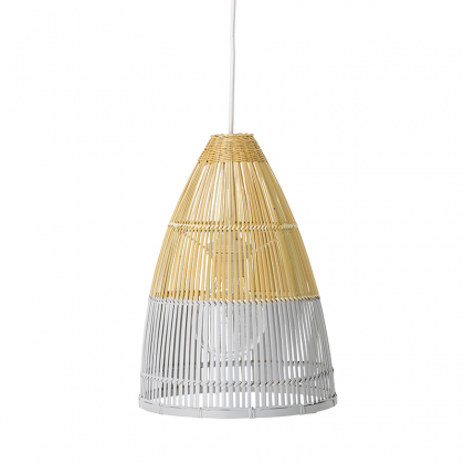 Bamboo Bell Lamp